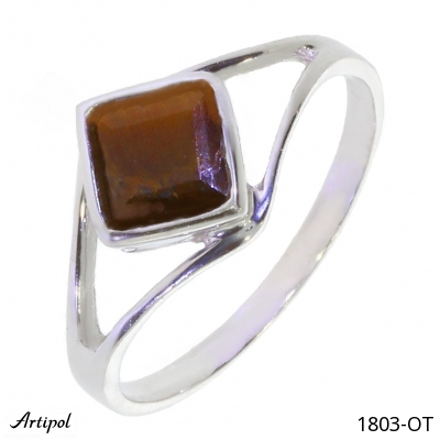 Ring Rose Quartz