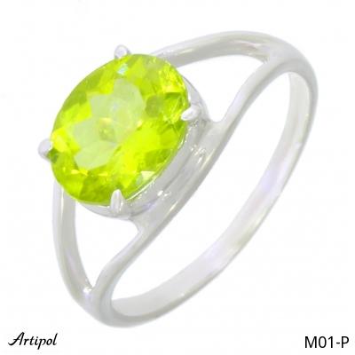 Ring Garnet