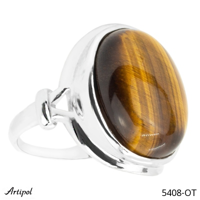 Pendant with real Amber - European product French style - Jewellery in rhodium silver - Ref P-22-03
