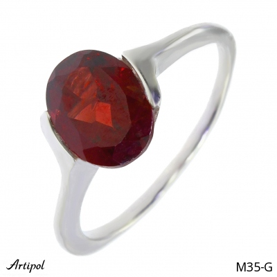 Ring Labradorite