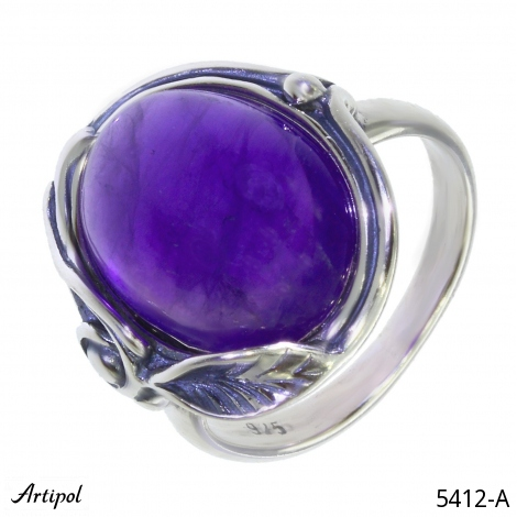 Ring Rose Quartz 34-13