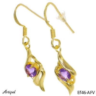 Ring with real Black onyx - European product French style - Jewellery in rhodium silver - Ref 30-09