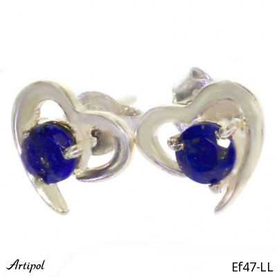 Ring with real Tiger Eye - European product French style - Jewellery in rhodium silver - Ref 26-06
