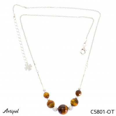 Earrings Amber