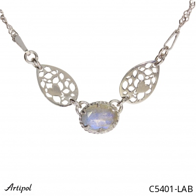 Earrings Moonstone