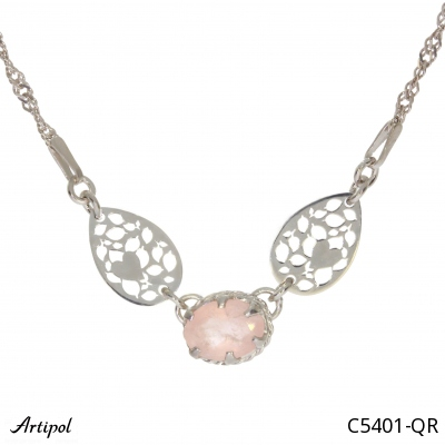 Earrings with real Black onyx - European product French style - Jewellery in rhodium silver - Ref E-18-02