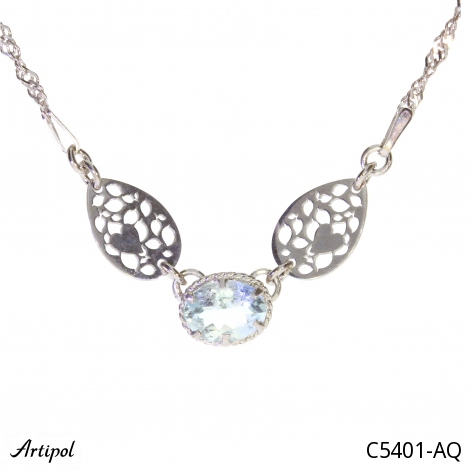 Earrings Amber silver gilded E-62-03