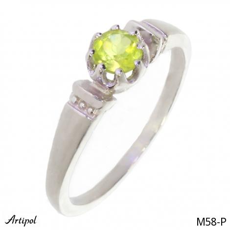 Earrings Amber silver gilded E-30-02