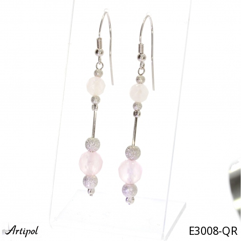 Ring Amber silver gilded 26-04