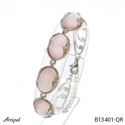 Bracelet Amethyst faceted