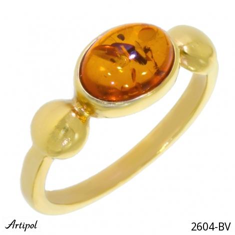 Earrings Amber E-38-02