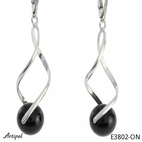 Earrings Amber E-50-01