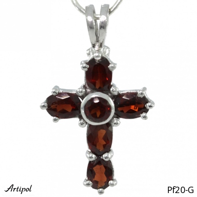 Pendant Amethyst faceted